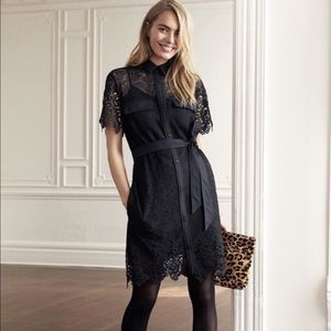 Banana Republic Heritage Lace Dress